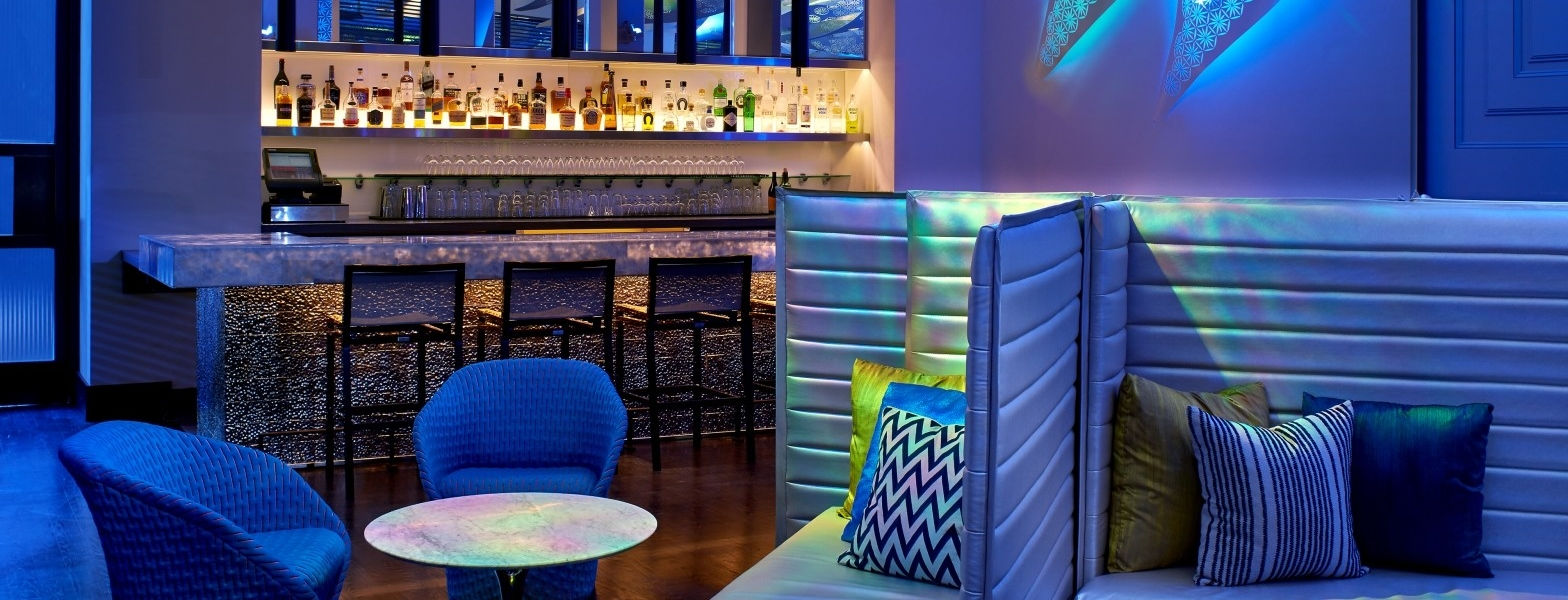 Los Angeles Nightlife - West Beverly Hills Living Room Bar