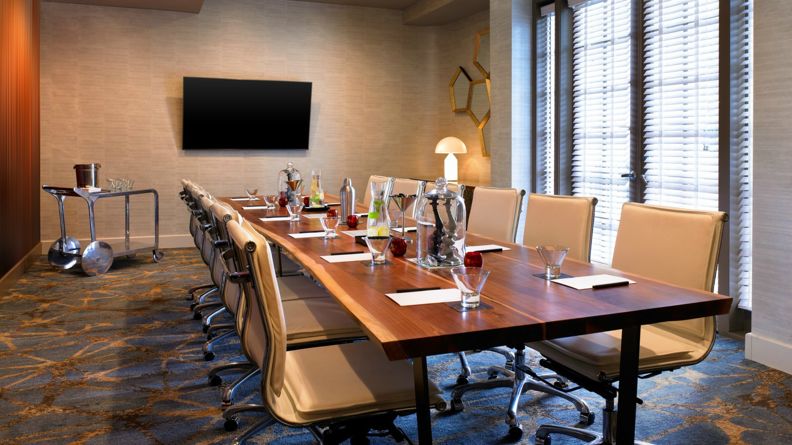 Los Angeles Meeting Spaces | W Los Angeles - West Beverly Hills