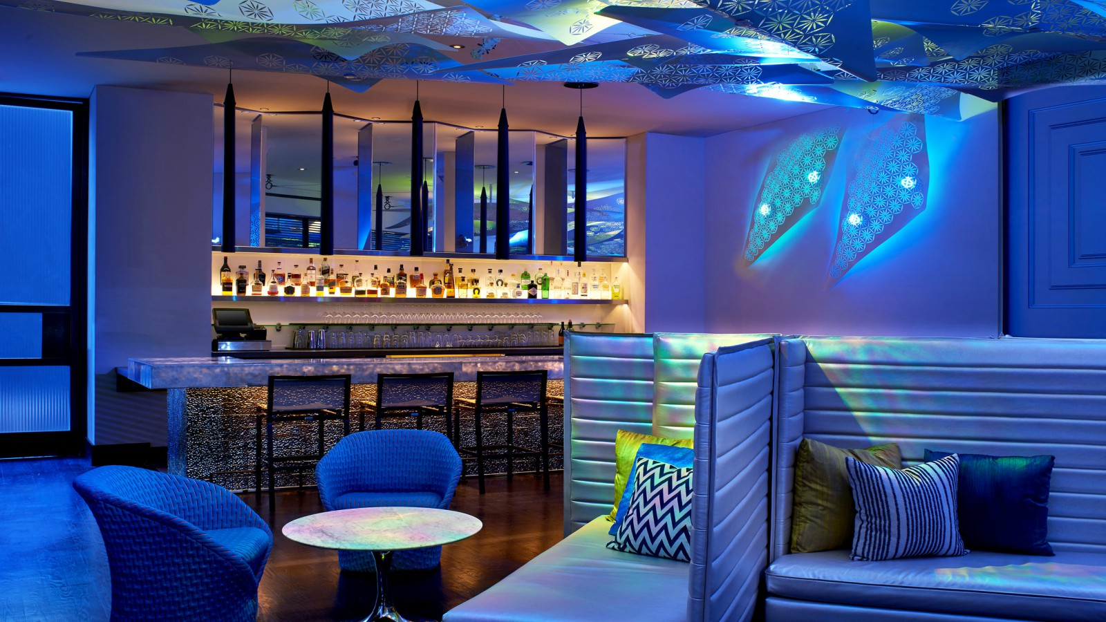 Living Room Bar | W Los Angeles - West Beverly Hills