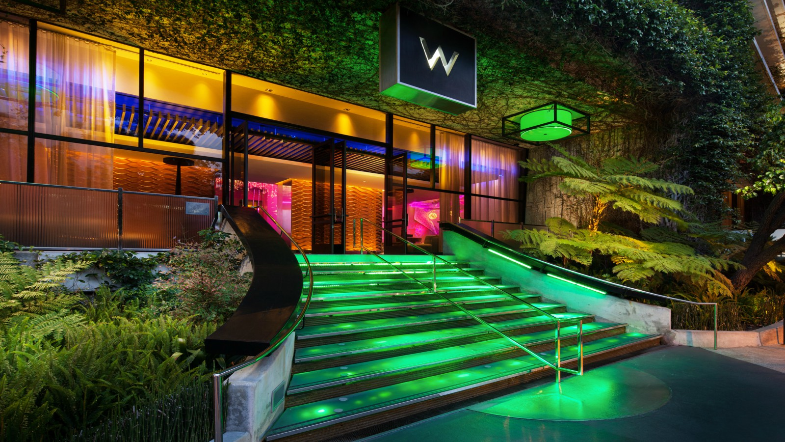 Hotel Exterior | W Los Angeles - West Beverly Hills