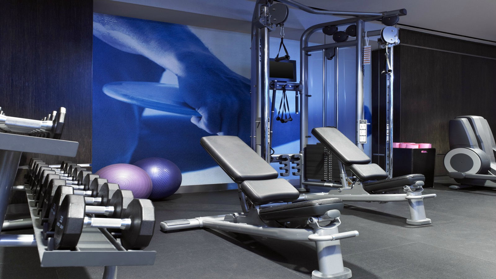 FIT® GYM | W Los Angeles - West Beverly Hills